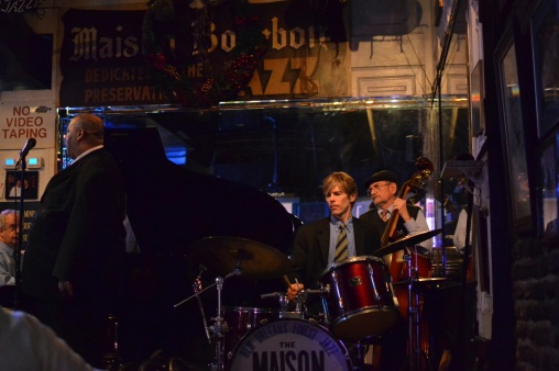 Maison Bourbon Jazz Band