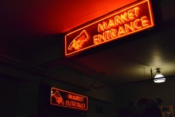 Seattle Public Market entrance