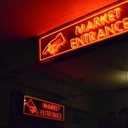 Seattle Public Market entrance