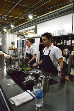 ChefSteps Food prep