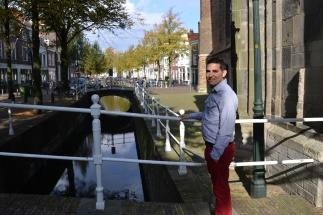 Me in Delft