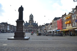 Main square Delft